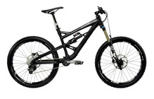 Bergamont Big Air MGN matt black